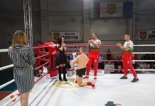 Фотографът Филип Овчаров засне най- хубавият миг на ринга на боеца Драгомир Кацаров